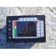 Компьютер оператора автокрана(цветной) фото