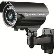 Всепогодная варофокальная видеокамера REDLINE RL-VC550IR40-2.8…10B фото