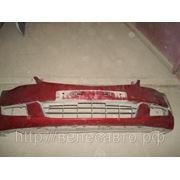 Honda Civic 4D Бампер передний фото