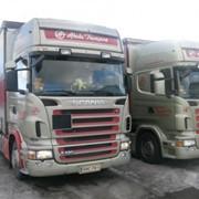 Тягач Scania R420 6X2 фото