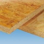 Ориентированно-стружечные плиты OSB-3 (Oriented Strand Board) ориентированно-стружечные плиты 18 мм. ГЕРМАНИЯ фото