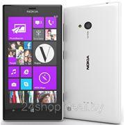 Мобильный телефон Nokia Lumia 720 white фото