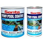 Краска для бассейна Senta фото