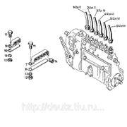 Топливные трубопроводы высокого давления двигателя F6L 912W фото