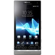 Мобильный телефон SONY Xperia S LT26i Silver фото
