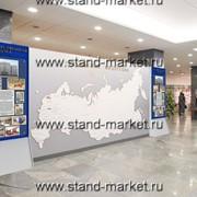 Доски информационные для государственных структур фото