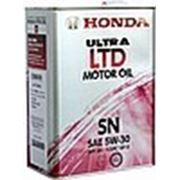 HONDA -Ultra Ltd-SN 5W30