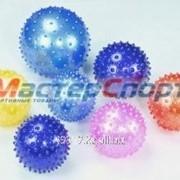 Мяч массажный 15 см DD-61121 фото