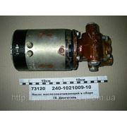 Насос маслозакачивающий 240-1021009-10 фото