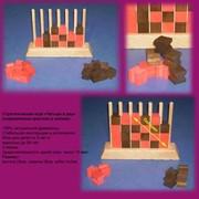 Игра стратегическая Четыре в ряд (современные крестики и нолики). фото