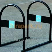 Велопарковка Паркур 2 фото