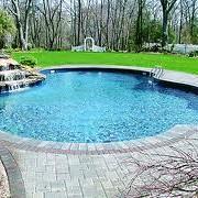 Бетон для бассейна фото