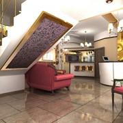 Дизайн интерьера гостиницы фото