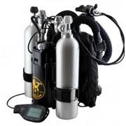 Гидравлические испытания, перезарядка воздухом дыхательных аппаратов фото