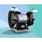 Заточный станк со встроенной вытяжкой и фильтрацией абразивной пыли ЗСВ-20 фото