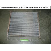Сердцевина радиатора ДТ 75 3-х рядн. (пр-во г.Оренбург)