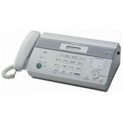 Факсимильный аппарат PANASONIC KX-FT982UA-W фото