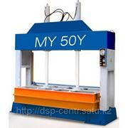 Вакуумно-гидравлический пресс MY 50Y фото