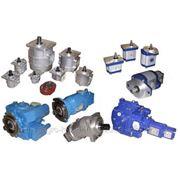 Гидравлика: масляные насосы, рукава РВД, распределители Р-80, Р-160, гидроцилиндры