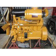 Дизельный двигатель Shanghai Diesel SC11CB220G2B1, C6121, CAT3306. фото