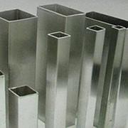 Труба профильная нержавеющая AISI 304 фото