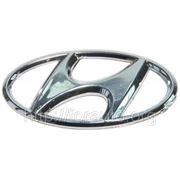 Эмблема Hyundai 93 мм Elantra