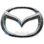 Эмблема Mazda 626 74 мм,штыри (зад)