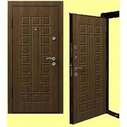 Дверь металлическая модель Рубеж фото