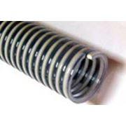 Спиральный шланг для абразивных пищевых веществ «Фуд ПУ» д. 25-60 фото