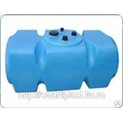 Емкость пластиковая горизонтальная для дизтоплива на 500 литров (Т500ГКЗ)