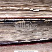 Утилизация отходов бумаги картона с пропиткой и покрытием фото