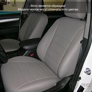 Чехлы Kia Sorento II 09 черный эко-кожа Оригинал фото