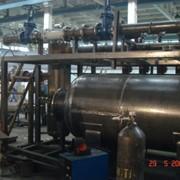 Изготовление блоков подготовки пускового и импулсного газа фото