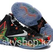 Кроссовки Nike LeBron XI 11 Everglades 40-46 Код LBXI22 фото