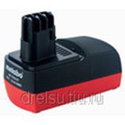 Аккумуляторные батареи Metabo Аккумуляторный блок 12 В, 3,0 Aч, NiMH, «AIR COOLED» 625479000 фото