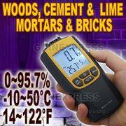 Влагомер древесины - цемента и т.д. фото