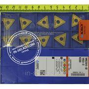 Пластина твердосплавная TNMG220416-GR NC3030 фото