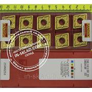 Пластина твердосплавная CNMG 19 06 16-SMR 2025 фото