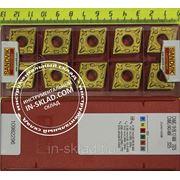 Пластина твердосплавная CNMG 19 06 12-MM 2025 фото