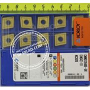Пластина твердосплавная CNMG120408-GR NC3020 фото