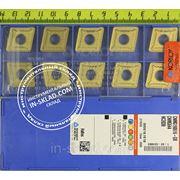 Пластина твердосплавная CNMG190616-GR NC3030 фото