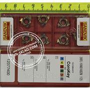 Пластина твердосплавная 266RL-16VM01A002M 1125 фото