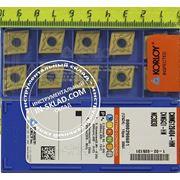 Пластина твердосплавная CNMG120404-HM NC3030