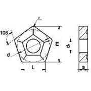 Пластина т/с PNUM-130612 Т5К10