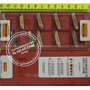 Пластина твердосплавная N123H2-0400-0002-CM 1125 фото