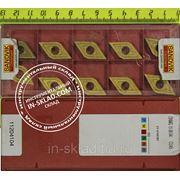 Пластина твердосплавная DNMG 15 06 04 CU45 фото