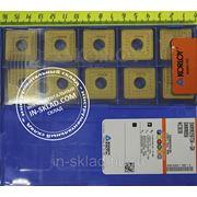 Пластина твердосплавная SNMM250724-GH NC3030 фото