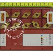 Пластина твердосплавная DNMG 15 06 08-49 CU45 фото