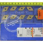 Пластина твердосплавная DNMG150608-HM NC3220 фото