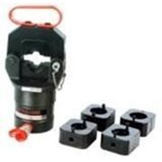 Пресс электромонтажный ручной гидравлический ПРГ2-1000 с насосом фото